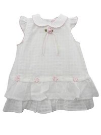 White Baby Girl Dresses