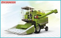 Industrial Maize Harvester Combine