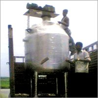 Ss Tank With Agitator
