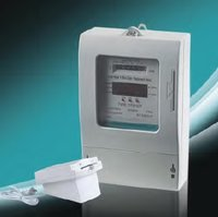 DTSY Three Phase Pre-payment Static Watt-Hour Meter