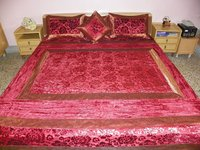 Velvet Bed Covers