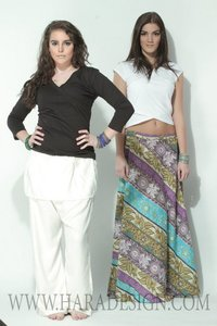 Organic Ladies Garments