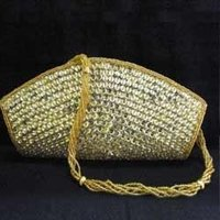 900 Lochrosen Crystal Clutch Evening Handbag