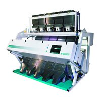 Optical Sorter For Rice, Grains, Spices And Lentils