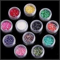 Rain Bow Glitter Powder
