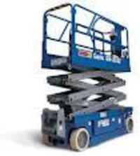 Scissors Lift Hiring Services