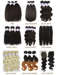 100% Premium Indian Virgin Hair