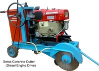 Asphalt Cutter Machine