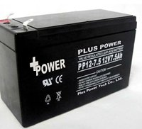 12V7.5AH UPS Batteries