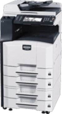 Standard Color Scanning Capability Copier