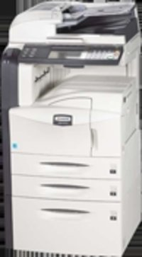 Standard Single Pass Both Side Color Scan Copier