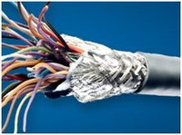 PTFE Insulated Multicore Shielded Cable