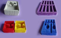 Vacuum Forming Flocking Trays