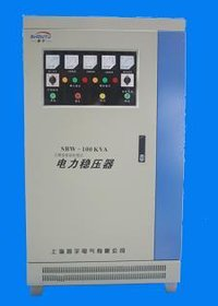 SBW Three Phases Compensated Voltage Stabilizer