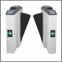 Full Automatic Flap Turnstile