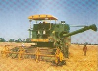 Heavy Duty Harvester