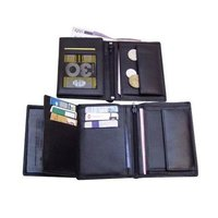Bifold Leather Wallets