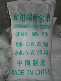High Quality Sodium Bicarbonate 99%