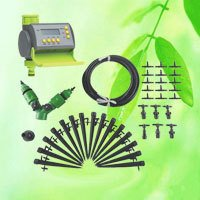 Automatic Drip Irrigation System Kit With Timer