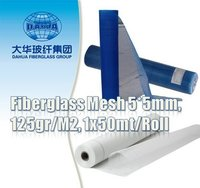Coated Alkali Resistant Reinforced White Fiberglass Mesh