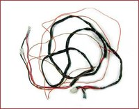 Vehicle Security System Wiring Harnesses