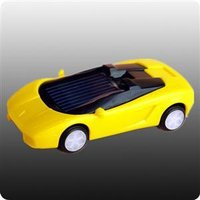 Lamborghini Solar Mini Car