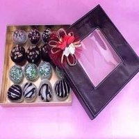 Decorated Sweet Box