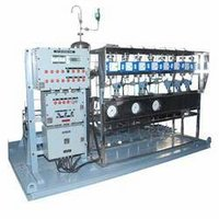 Industrial Nitrogen Gas Control Panel