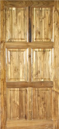Solid Teak Door