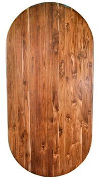 Solid Teak Wood Door
