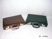 Leather Office Briefcase