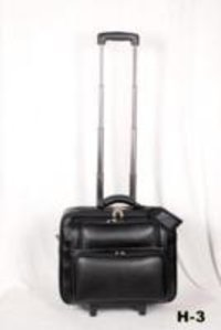 Trolley Leather Bags