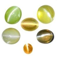 Cat's Eye Chrysoberyl (Lesuniya)