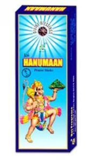 Jai Hanuman - Divine Incense Sticks