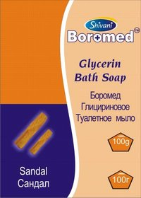 Sandal Glycerin Bath Soap