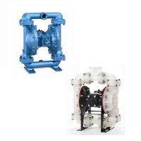 Standard Air Operated Diaphragm Pumps