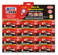Super Glue FXBOND 12pcs