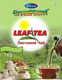 Leaf Tea