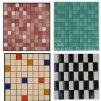 Glass Mosaic Tiles (Glossy & Matt Finish)