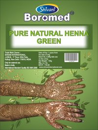 Natural Heena Herbal Mehndi 