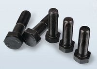 Hex Head Bolts - Full Tread Din 931 Din 933