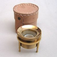 Brass Lense