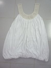 Girls Bubble Hem Dress