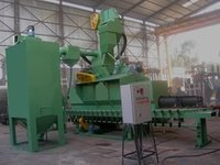 Shot Blasting Machine For LPG Cylinder