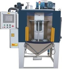 Indexing Shot Blasting Peening Machine