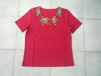 Ladies Red T-Shirts
