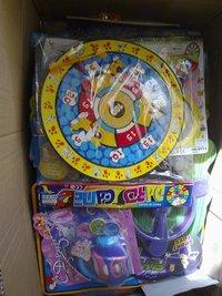 Plastic Stock Toys