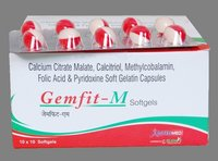 Gemfit-M Softgel Caps