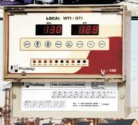 Digital Local Oil And Winding Temperature Controller- LX-100A