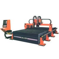 Cnc Plasma Cutting And Oxy Fuel Cutting Machines